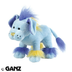 webkinz mohawk puppy plush pets lovable