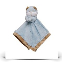 Blue Puppy Security Blankie