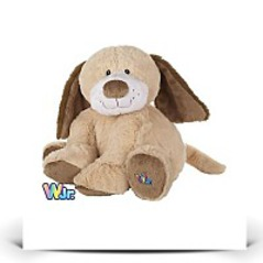On SaleJr Plush Stuffed Animal Tan Puppy