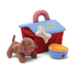 gund playset little puppy piece includes