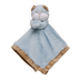 carters blue puppy security blankie adorable