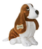 aurora world hush puppies basset hound