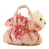 aurora plush fancy pals carrier scrunchy
