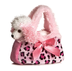 aurora fancy pretty poodle pink purse