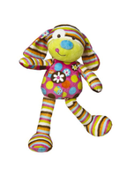Print Pizzazz 12 Footloose Puppy Plush